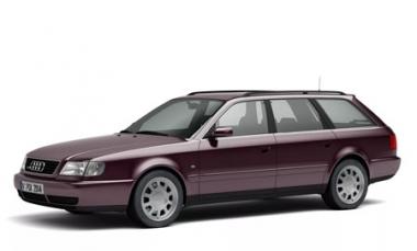 Коврики EVA Audi A6 (C4) 1994 - 1997 (седан)