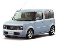 Коврики EVA Nissan Cube II (Z11) (правый руль) 2002 - 2008