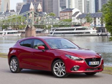 Коврики EVA Mazda 3 2013 - 2019 (хечбек)