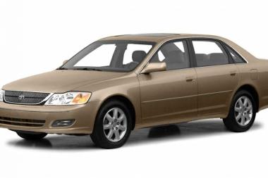 Коврики EVA Toyota Avalon II 1999-2005